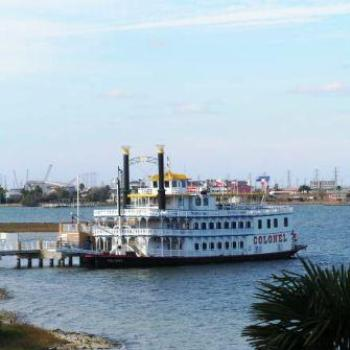 Paddle Boat, Galveston Texas  Sue/OK