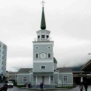 Russian Church, Sitka Alaska  Sue/OK