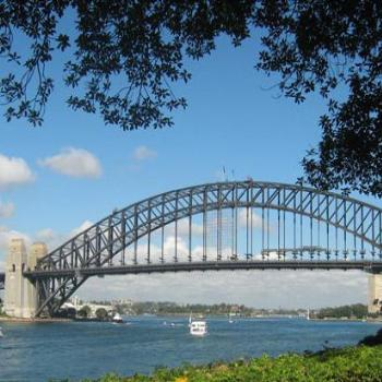Sydney Harbour Bridge - Australia Day 2008