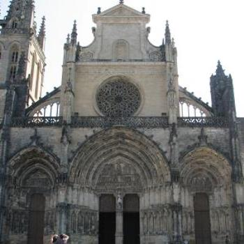 Cathedrale St Jean, Bazas, France