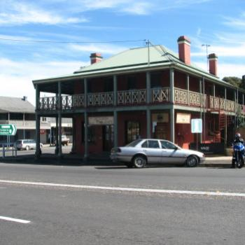 Criterion Hotel 1870 Braidwood Kate/Sydney