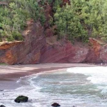 Red Sand Beach Hawaii  Sue/Ok