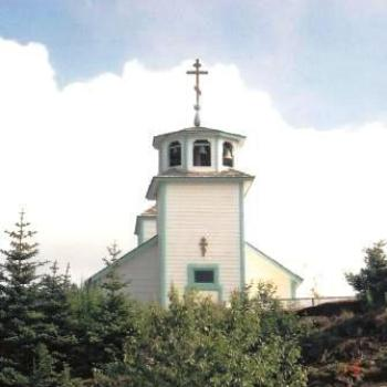 Church in Seldovia Alaska Sue/Ok