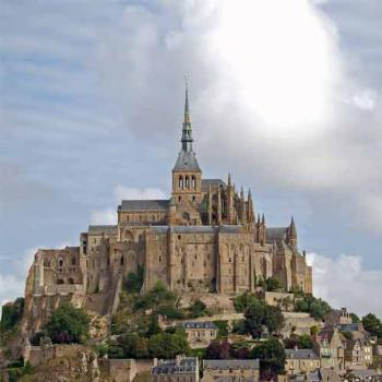 Mont Saint Michele - France - Peg