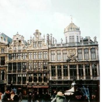 Grand Palace / Market Square Brussels  Sue/Ok