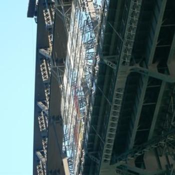 Under Sydney Harbour Bridge (Ian)