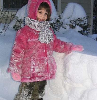 Sasha - Feb 12 snowstorm, New York