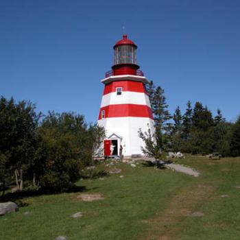 Seal Island Light Museum, Nova Scotia, Canada