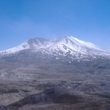 Washington state's active volcano Mount St Helens