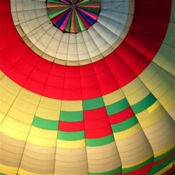 Inside our Balloon