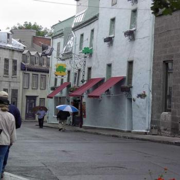 A wee bit of Ireland in Quebec City