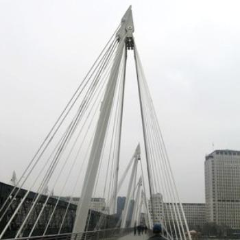 Hungersford Bridge, London
