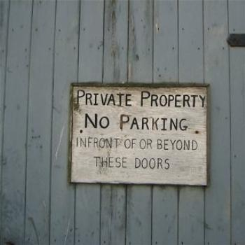 No Parking - anywhere?