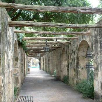 Part of the Alamo Compound, San Antonio Texas