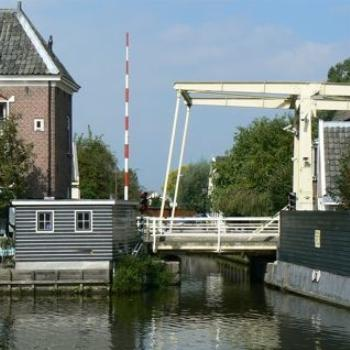 Drawbridge, Holland (Ian/Sydney)