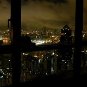 Hong Kong at 3.00AM (Ian/Sydney)