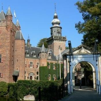 Castle Drawbridge, Holland (Ian/Sydney)