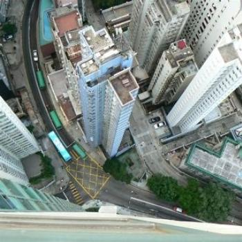Looking Down, Hong Kong (Ian/Sydney)