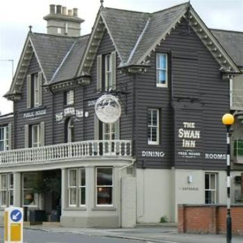 The Swan, England (Ian/Sydney)
