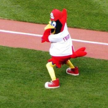 Busch Stadium St Louis Missouri / Fred Bird