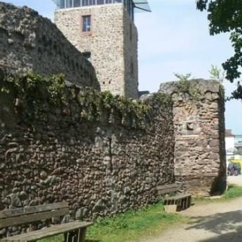 Old City Wall, Darmstadt, Germany (Ian/Sydney)