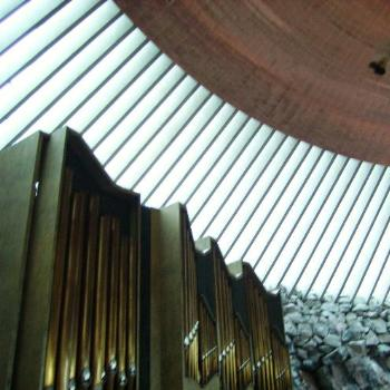Church of the Rock, Helsinki