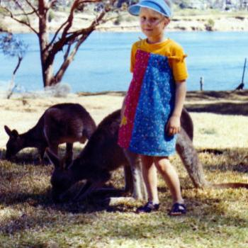 Animal shelter Nowra NSW 1980 Kate/Sydney