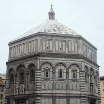 The Baptistry, Florence