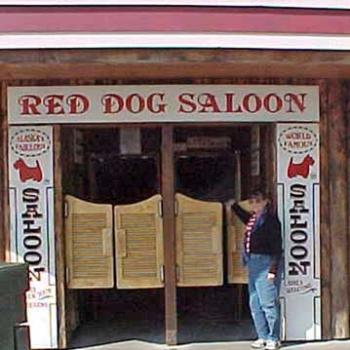 Red Dog Saloon - Juneau AK (Eve)
