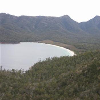 Wineglass Bay, Tasmania, - Wendy from Perth
