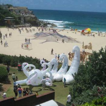 sculptures by the sea 2005