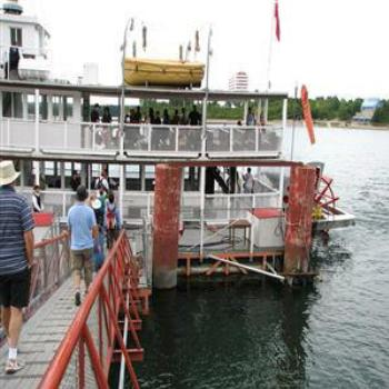 Ferry boat, Heritage Park, Calgary - Wendy/Perth