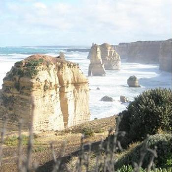 Section of 12 Apostles Victorian coast, May 2020 - Anne/Sydney