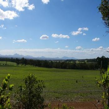 The Stirling Ranges, near Albany, West. Aust. (Anne)