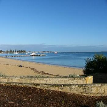 My walk along the Rockingham Foreshore, near Perth (Anne, Albany)