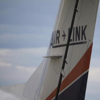 9703 Air Link, Dubbo Airport,NSW, 10th Apr'09, Kate/Sydney