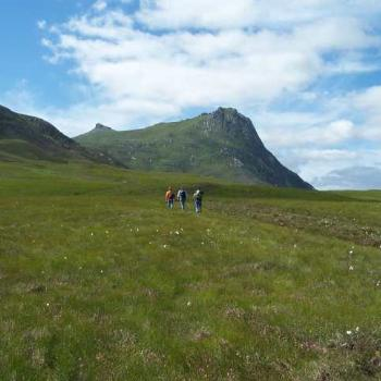 Off to climb a mountain - Ben Loyal