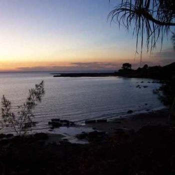 Sunset at East Point Darwin NT
