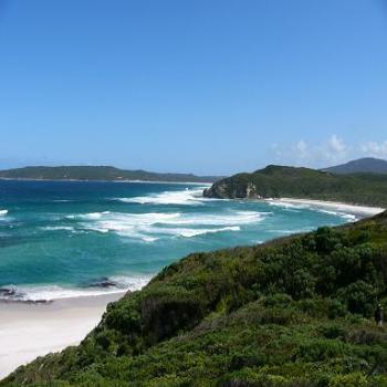 A view to die for! (well, not quite)Anvil Beach near Albany (Anne)