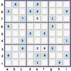 PUzzle at 25 cells solved