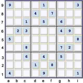 Sudoku Tips - Taming Unsolvable 32